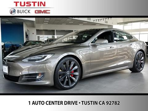 2016 Tesla Model S for sale in Tustin CA