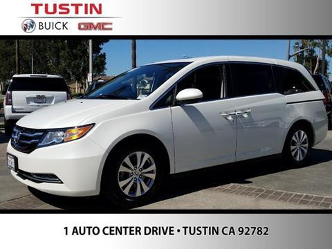 2015 Honda Odyssey for sale in Tustin CA