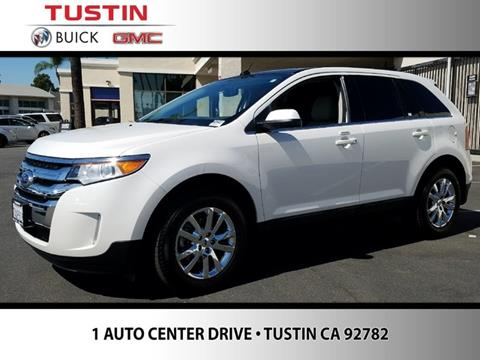 2013 Ford Edge for sale in Tustin CA