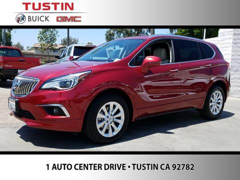 2017 Buick Envision for sale in Tustin CA