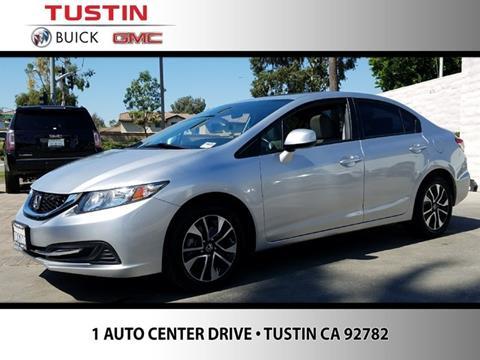 2013 Honda Civic for sale in Tustin, CA