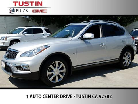 2016 Infiniti QX50 for sale in Tustin, CA