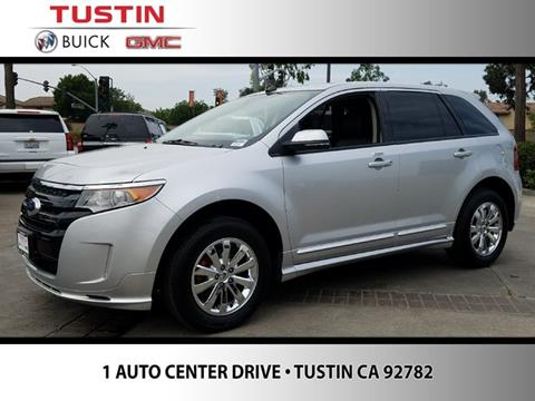 2014 Ford Edge for sale in Tustin, CA
