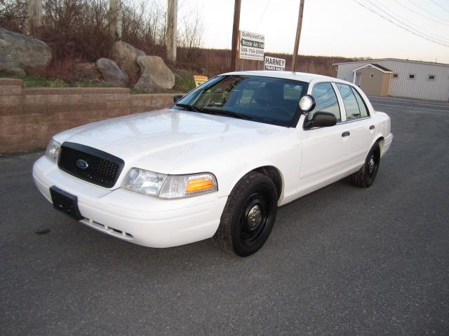 2008 Ford Crown Victoria Police Interceptor/P71 Package - Worcester MA