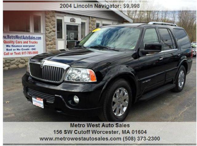 Lincoln navigator for sale for La strada motors houston tx