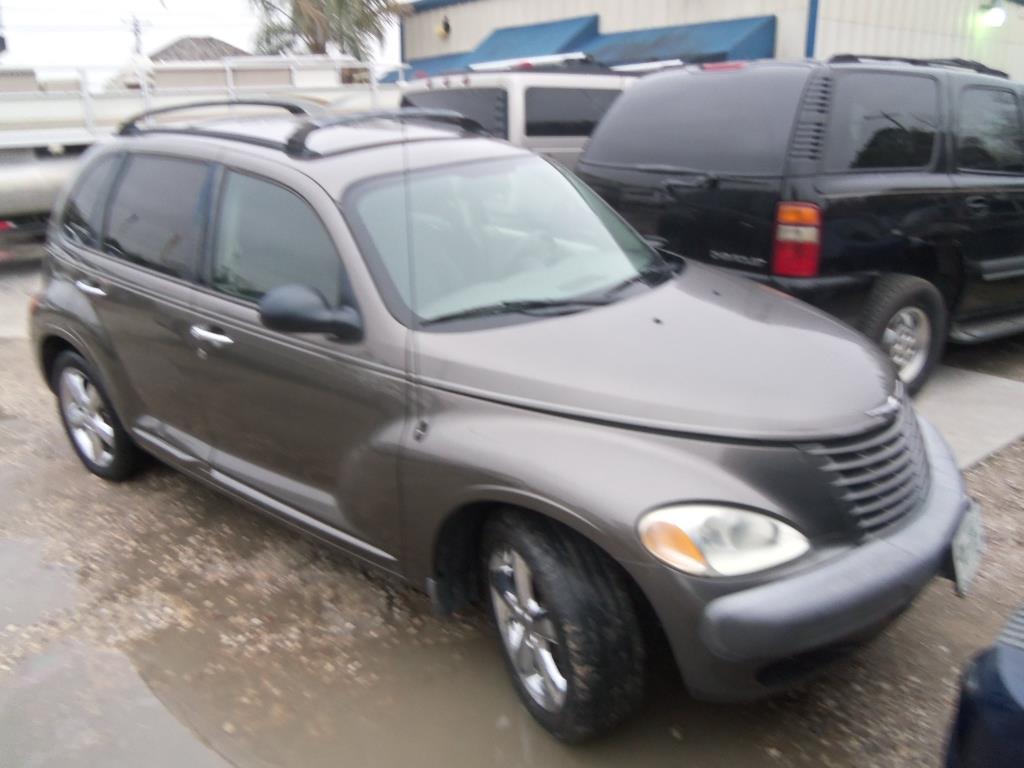 2002 Chrysler Pt Cruiser Touring Edition 4dr Wagon In