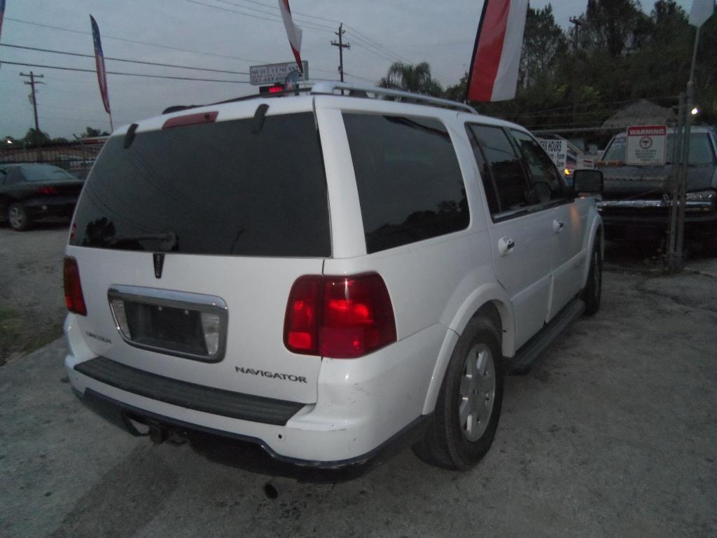 2006 Lincoln Navigator In Houston Tx Scott Harrison Motor Co