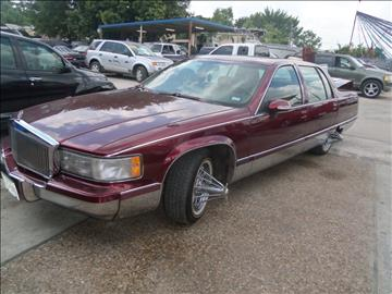 Cadillac fleetwood for sale for Scott harrison motors houston tx