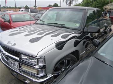 Chevrolet c k 1500 series for sale texas for Scott harrison motors houston tx