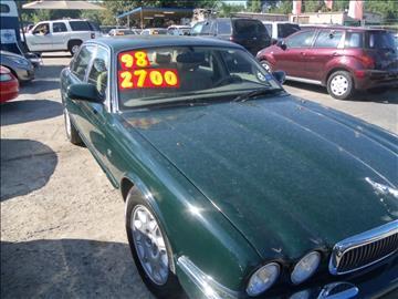 1998 jaguar xj series for sale for Scott harrison motors houston tx