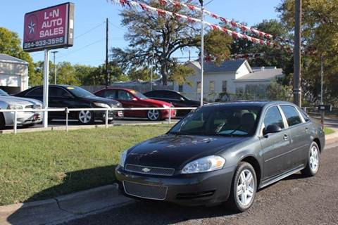 2012 Chevrolet Impala for sale in Belton, TX