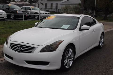 2009 Infiniti G37 Coupe for sale in Belton, TX