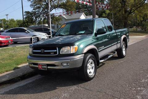 2001 Toyota Tundra for sale in Belton, TX
