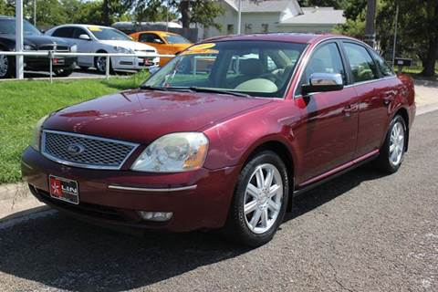2007 Ford Five Hundred for sale in Belton, TX