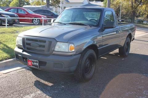 2006 Ford Ranger for sale in Belton, TX