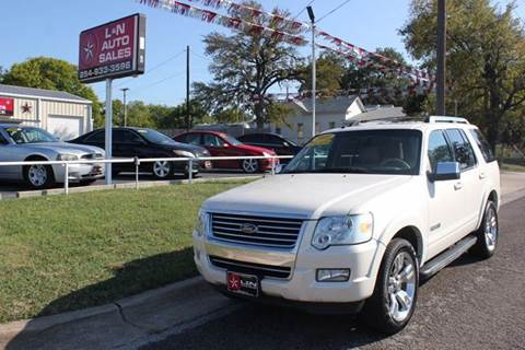 2008 Ford Explorer for sale in Belton, TX