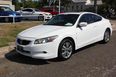 2009 Honda Accord for sale in Belton, TX