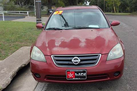 2003 Nissan Altima for sale in Belton, TX