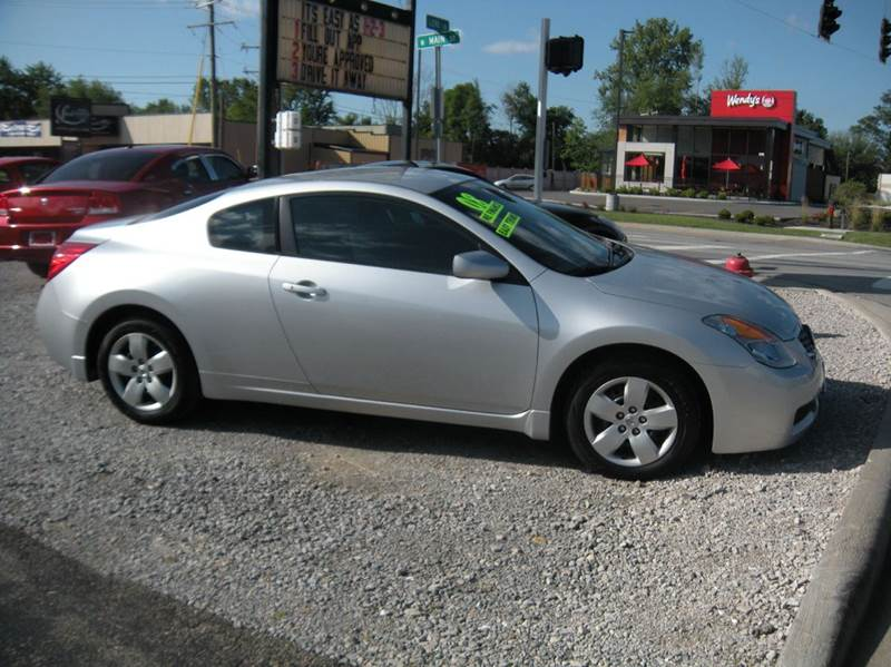 2008 nissan altima for sale in ohio. Black Bedroom Furniture Sets. Home Design Ideas