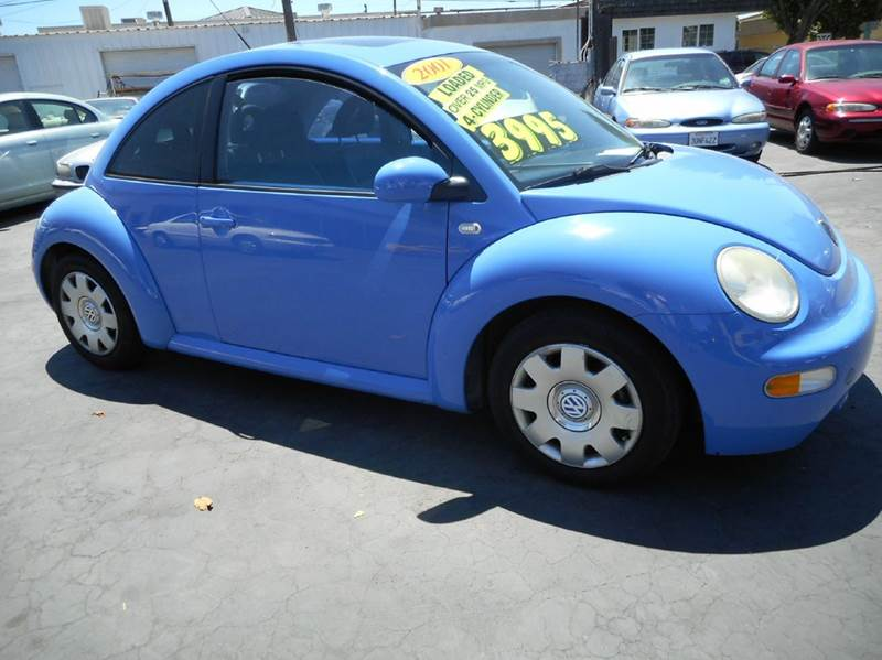 2002 Volkswagen New Beetle Gls 2dr Hatchback In Modesto Ca Modesto Wholesale Sales