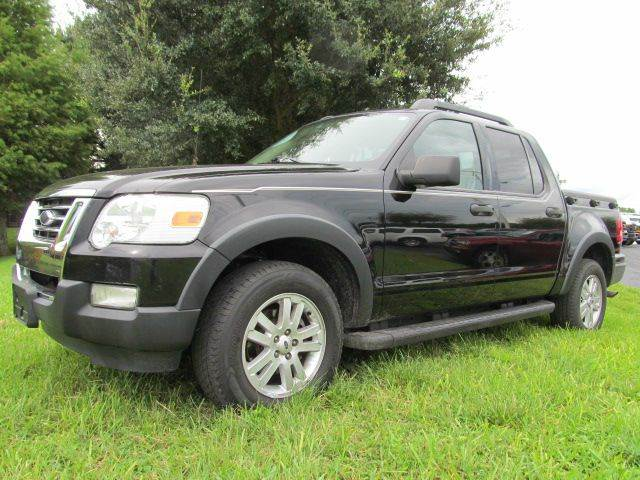 2008 ford explorer sport trac for sale in florida. Black Bedroom Furniture Sets. Home Design Ideas