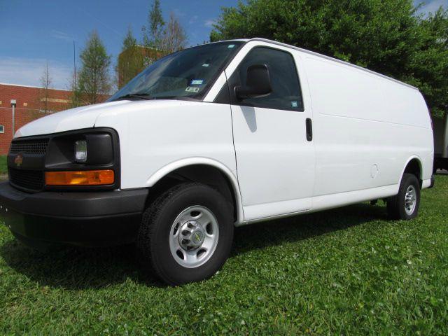 2014 Chevrolet Express Extended \ Cargo
