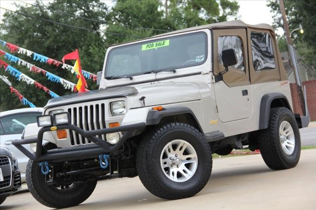 1995 Jeep Wrangler for sale in Spring TX