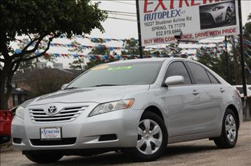 2007 Toyota Camry for sale in Spring, TX