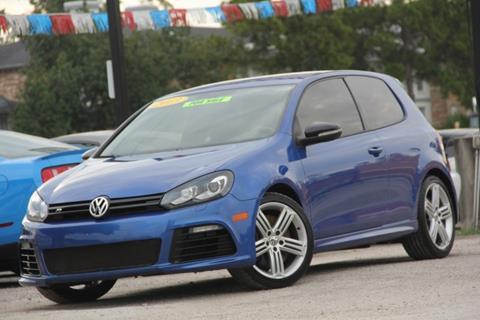 2013 Volkswagen Golf R for sale in Spring, TX
