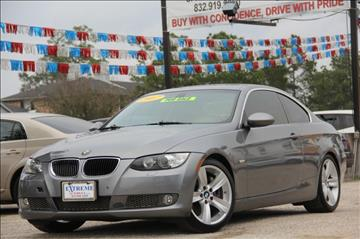 2007 BMW 3 Series for sale in Spring, TX