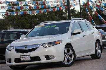 2012 Acura TSX Sport Wagon for sale in Spring, TX