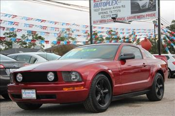 2005 Ford Mustang for sale in Spring, TX