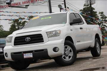 2008 Toyota Tundra for sale in Spring, TX
