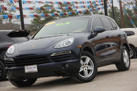2014 Porsche Cayenne for sale in Spring, TX