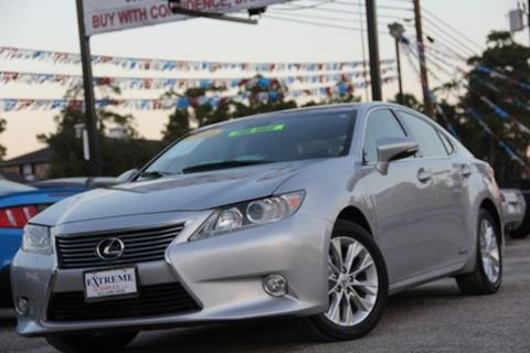 2013 Lexus ES 300h for sale in Spring, TX