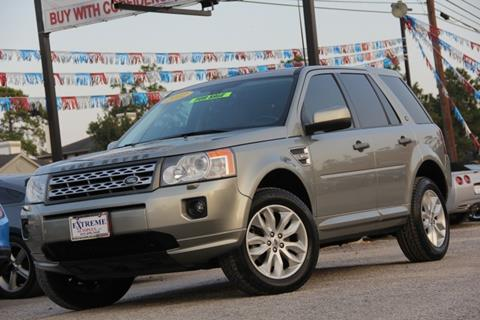 2012 Land Rover LR2 for sale in Spring, TX