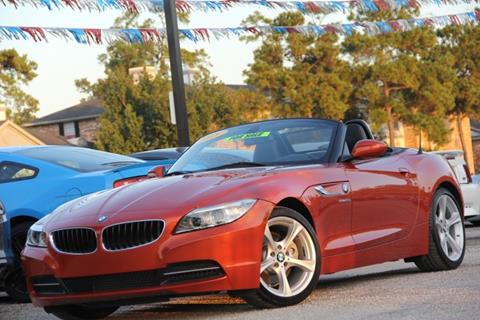 2015 BMW Z4 for sale in Spring, TX