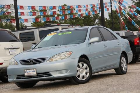 2006 Toyota Camry for sale in Spring, TX