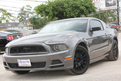 2014 Ford Mustang for sale in Spring, TX