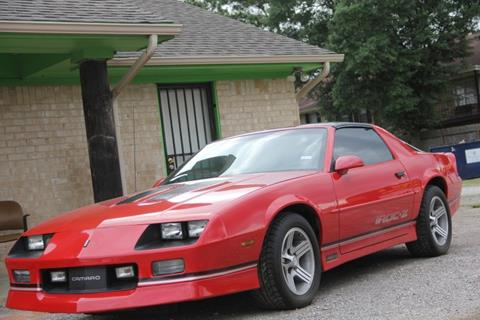 1989 Chevrolet Camaro for sale in Spring, TX
