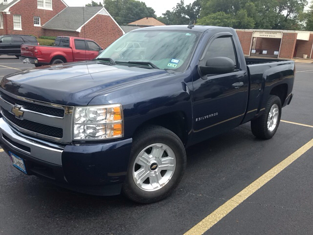 2009 chevrolet silverado 1500 reg cab ls in marshall tx simmons auto. Black Bedroom Furniture Sets. Home Design Ideas
