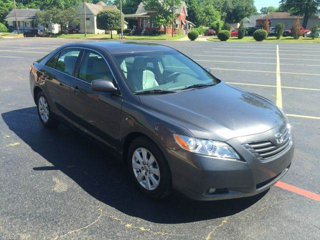 2007 toyota camry xle v6 4dr sedan in marshall tx simmons auto. Black Bedroom Furniture Sets. Home Design Ideas