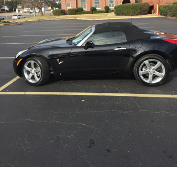 2006 Pontiac Solstice for sale in Marshall, TX