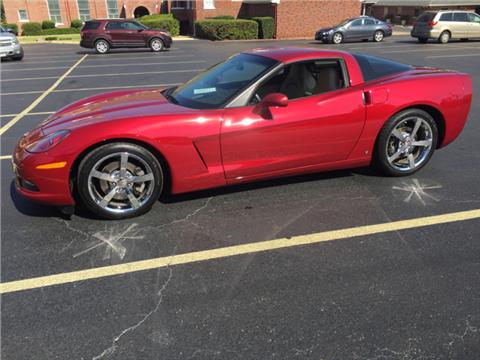 2008 Chevrolet Corvette for sale in Marshall, TX