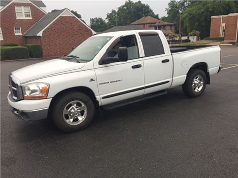 2006 Dodge Ram Pickup 2500 for sale in Marshall, TX