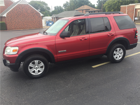 2007 Ford Explorer for sale in Marshall, TX