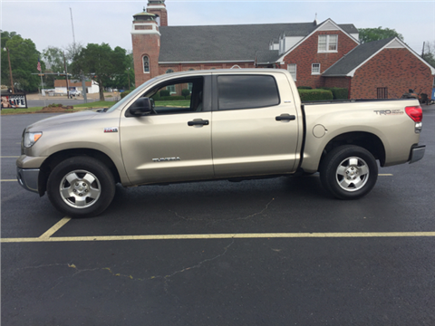 2007 Toyota Tundra for sale in Marshall, TX