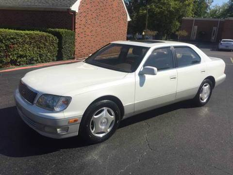 1999 Lexus LS 400 for sale in Marshall, TX