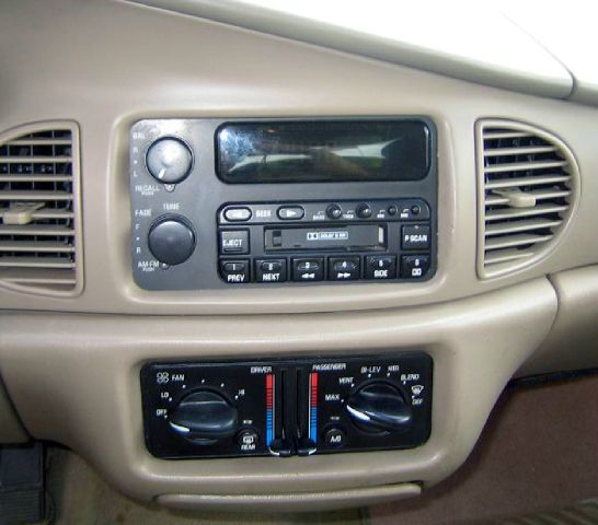 Gallery For Gt 2001 Buick Century Interior