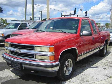 1998 Chevrolet C/K 1500 Series for sale in Orlando, FL